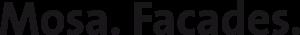 Logo_Mosa.-Facades-zwart